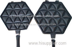 Die Casting Aluminum Samosa Bakeware/Pan/Mould/Mold
