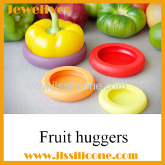 New colorful Silicone fruit storage set china