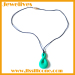 silicone teething necklace for babies china