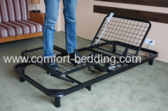 mesh electric adjustable bed