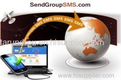 Bulk Messaging Software for GSM Mobile Phone