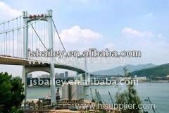 Galvanized Bailey Steel bridge Panel