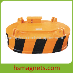 Circular electromagnet for lifting scrap MW5 Series