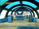 Paintball Air Bunkers Inflatable Paintball Obstacles