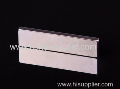 High quality sintered neodymium flat magnets