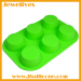 silicone rubber cup cake pan china