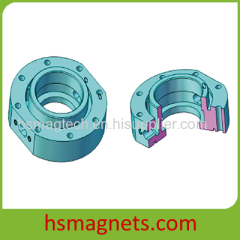 Magnetic Coupling Cooling Unit