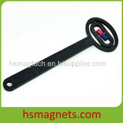 Powerful Electronic Magnetic Pole Identifier Detector