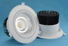 40W Cree Recessed LED downlight
