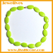 suitable for mama and baby silicone teething necklace