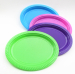 colorful oval shpe bowls