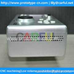 Chinese CNC processing non standard precision auto parts & auto parts supplier