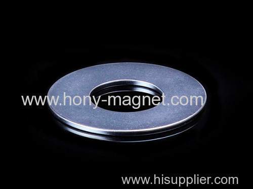Strong round permanent magnetic