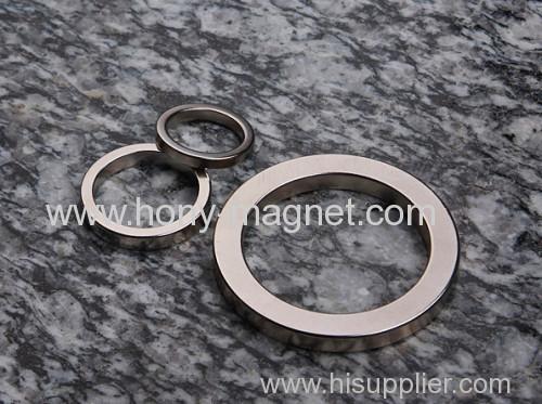 sintered neodymium power magnet rings
