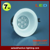 7W SMD ceiling lighting
