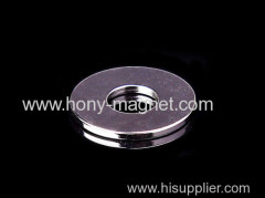 strong permanent sintered neodym magnet