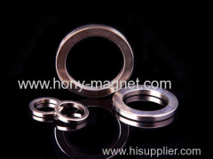 Hot sell sintered ring neodymium speaker magnet
