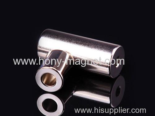 cylinder rare earth neodymium magnets