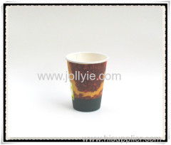 12oz HOT disposable paper cups