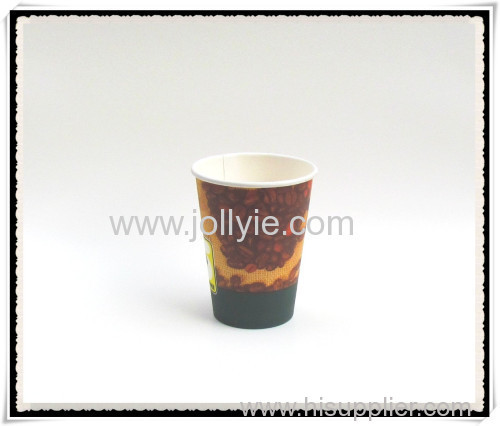 12oz HOT disposable paper cups