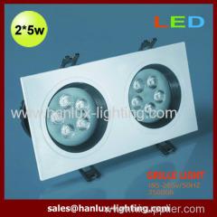 10W SMD grille lights