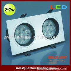 14W SMD grille lights