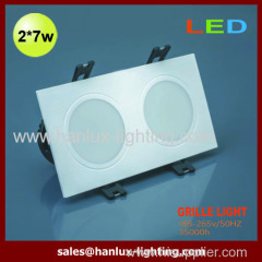 14W SMD grille lighting