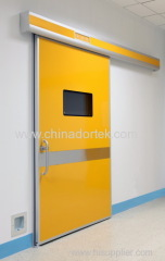 Automatic hermetic sliding doors with Germany Dunker Motor