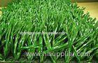 Polypropylene Thick Sports Astro Turf Commercial Decoration 5/8 inch Gauge
