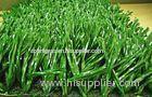 Polypropylene Durable Baseball Artificial Grass / Fake Turf Field Green 10000Dtex