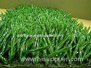 Eco Friendly Artificial Green Turf / Fake Grass For Playground Decoration