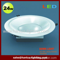 25W 1750LM LED SMD Downlight