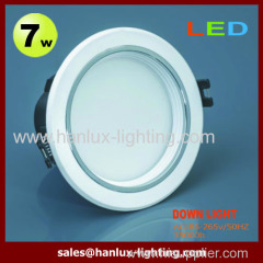 7W 490LM LED SMD Downlighting