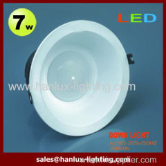 7W CE LED SMD Downlighting