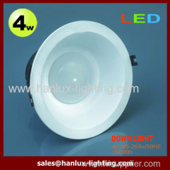 4W CE RoHS LED SMD Downlighting