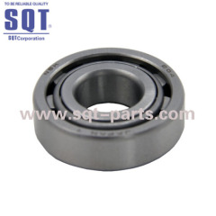 Excavator parts Excavator Bearing Travel Motor Bearing NJ204