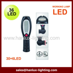 36 leds working lamp
