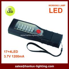 21 leds working light