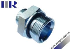 Metric / BSP Male Thread Hydraulic Adapter hydraulic nipple