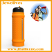 wholesale silicone drinking bottle keep Iphone