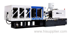 Automatic injection moulding machine with servo