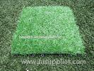 Anti Corrosion Indoor Fake Artificial Grass Flooring with Plastic Base for Home