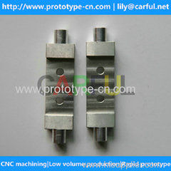 Chinese precision rivet type fasteners customized CNC machining spplier