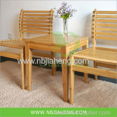 Bamboo Garden Table and Chairs