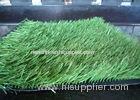 50mm Landscaping Baseball Artificial Turf Playground Grass , olive green , white Color