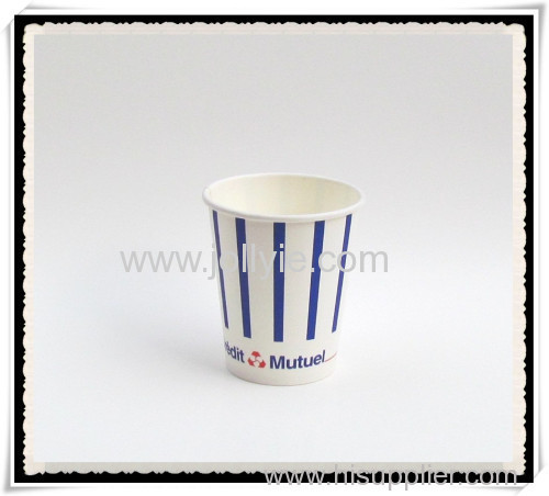 8oz disposable paper cups for coffee
