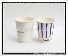 8oz HOT disposable paper cups for coffee