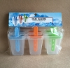 Plastic ice case 6PC