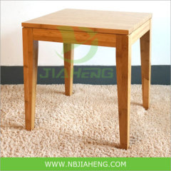 Natural Bamboo Tea Table for Living Room with Kd Sytem
