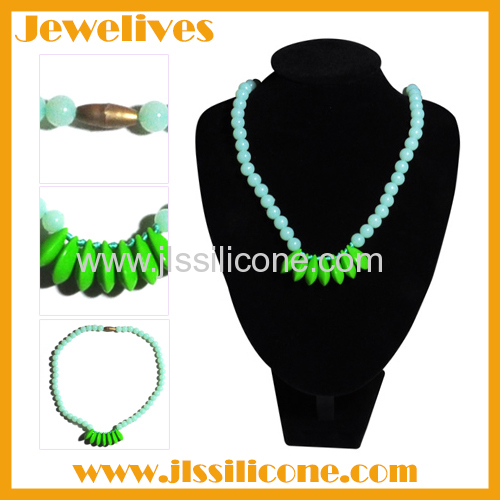 loose silicone beads for teething jewelry
